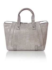 Leather Small adeline tote bag