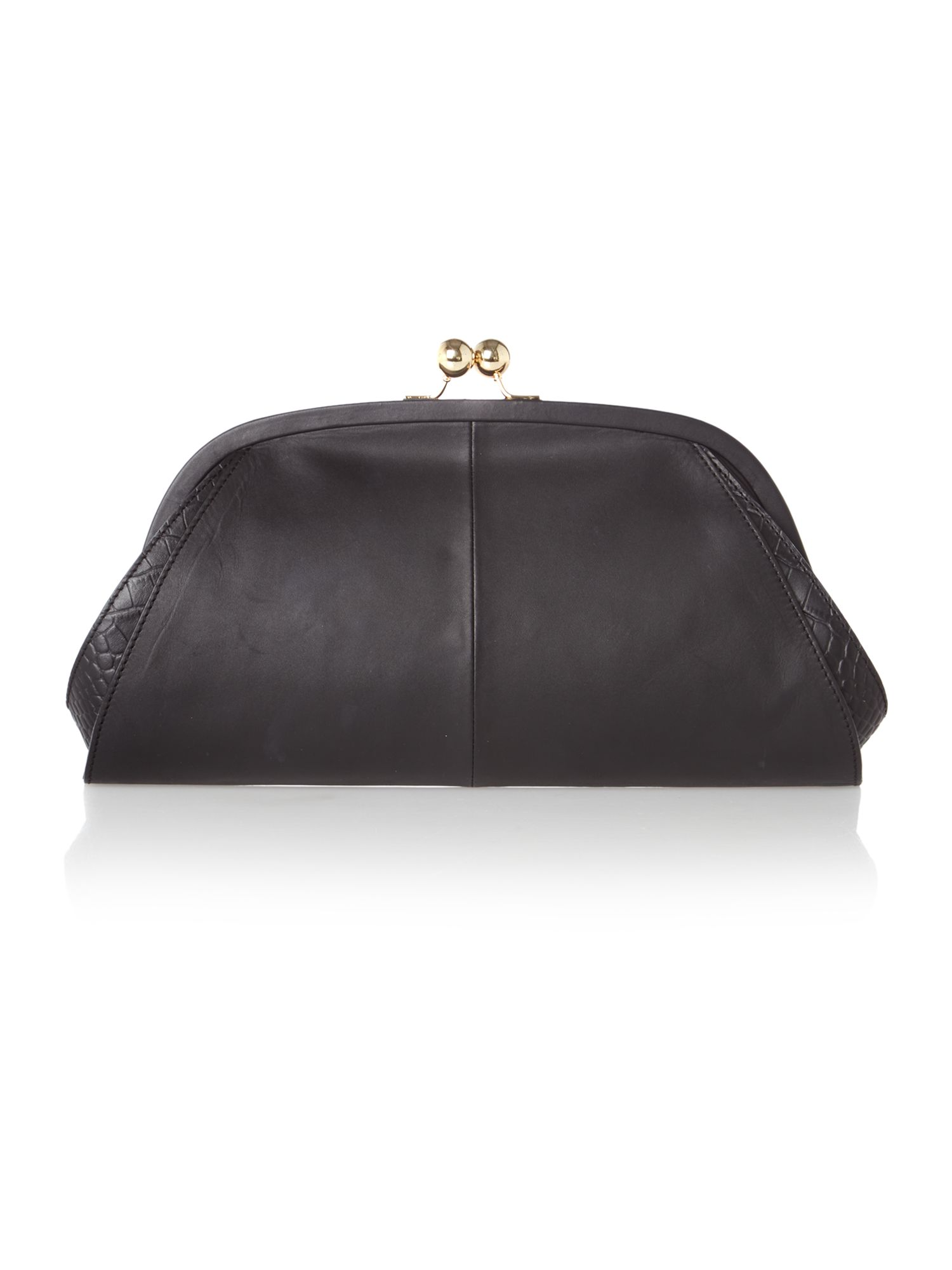Cecile frame clutch bag