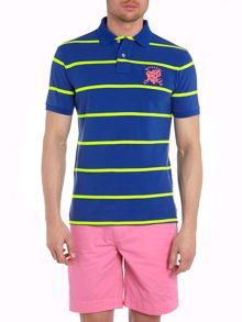 Ralph Lauren striped polo shirt