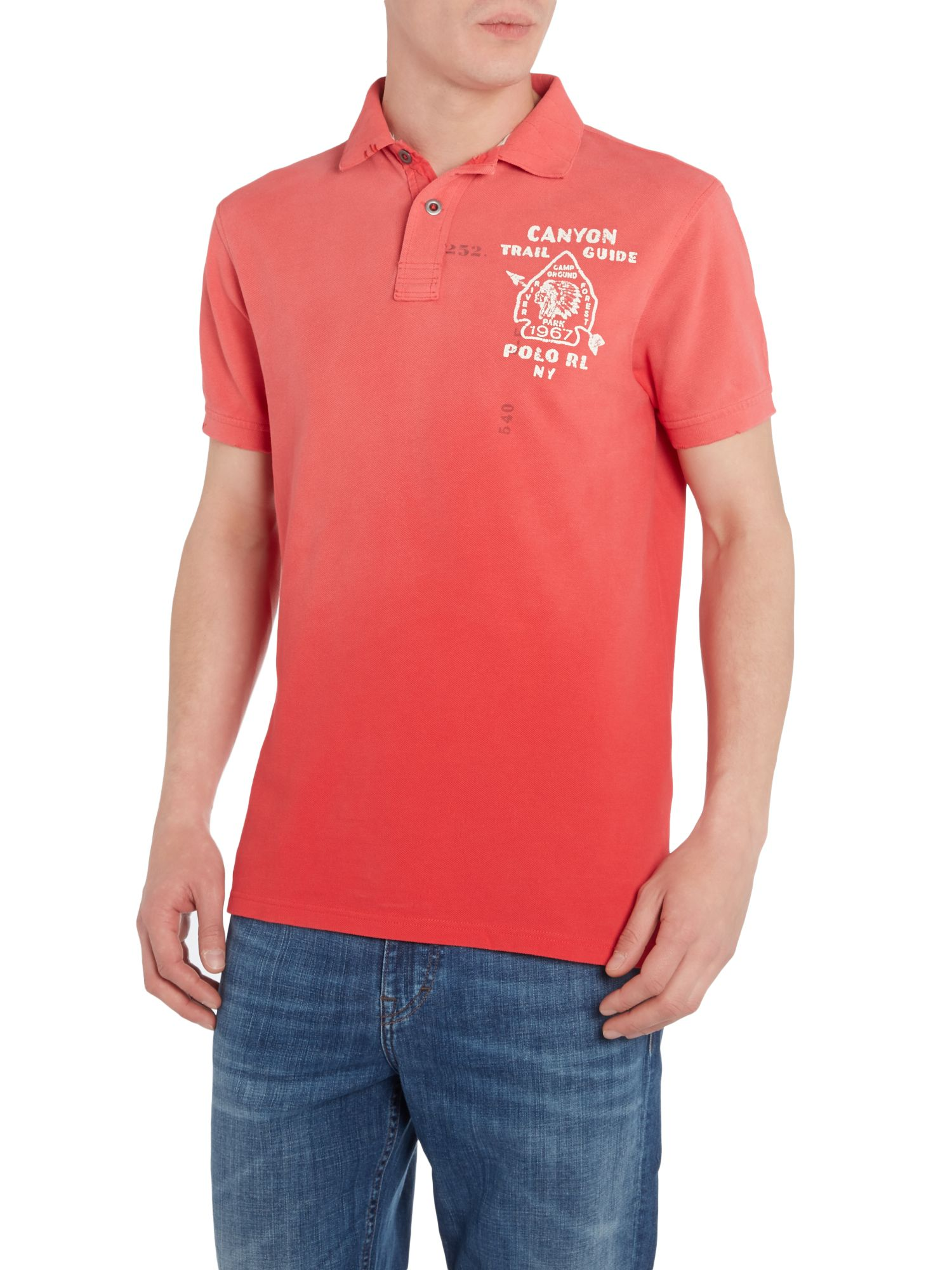 Ralph Lauren custom fit polo shirt