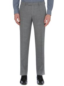 Kingsborough textured slim fit suit trousers