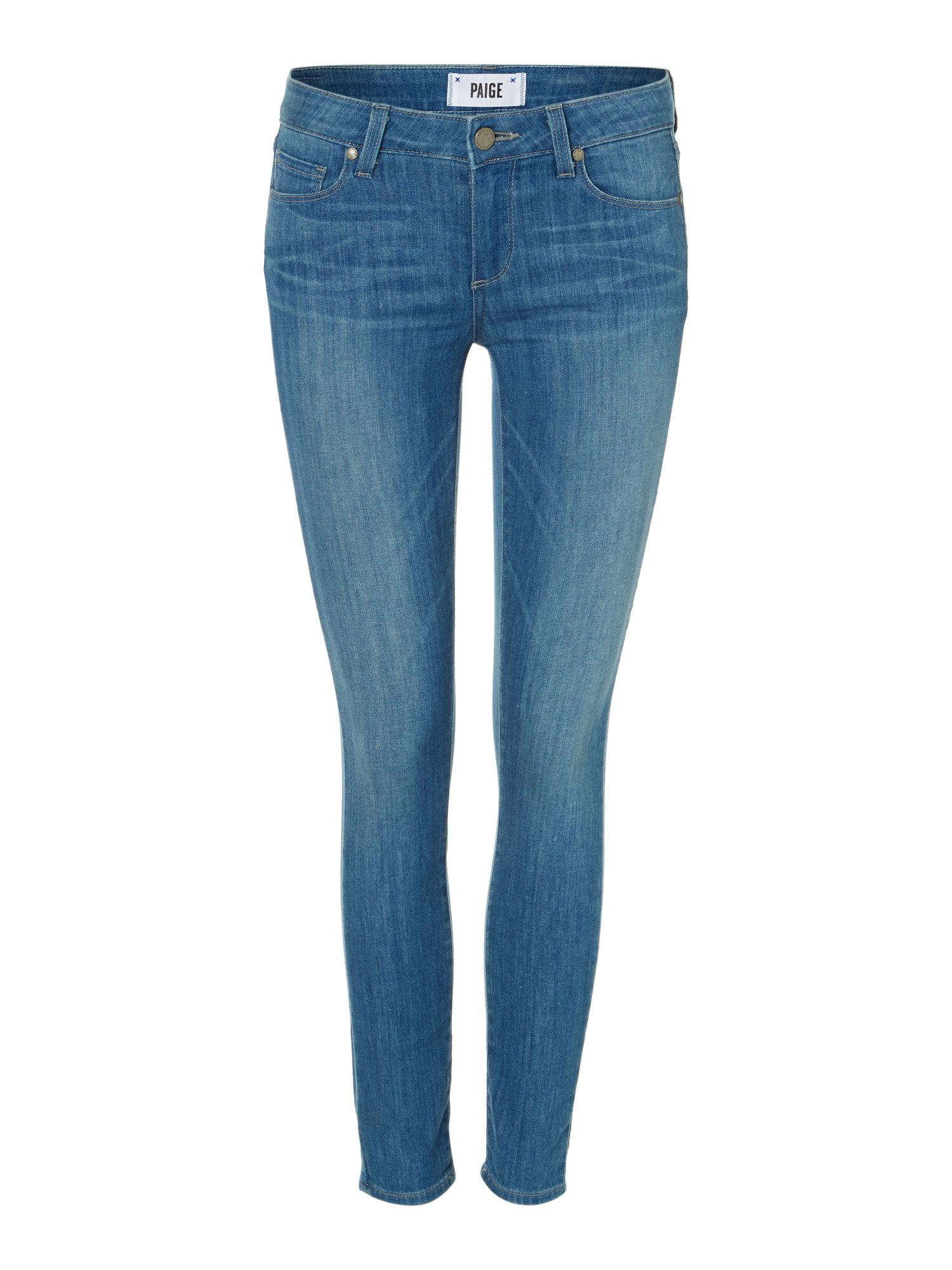 Verdugo Skinny ankle jeans in lovelight