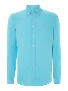 Ralph Lauren Linen long sleeve shirt