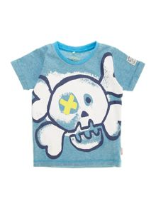 Boys skull and cross bone t-shirt