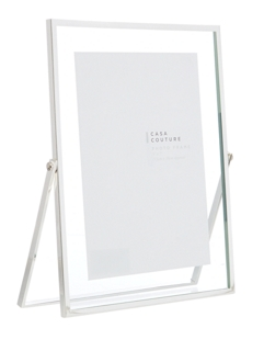 Casa Couture Metal Stand Frame, 5 x 7