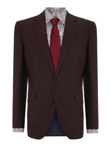 Dowsby Panama notch lapel tonic suit jacket
