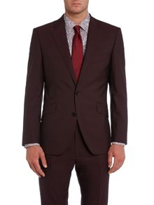 New & Lingwood Dowsby Panama notch lapel tonic suit jacket