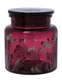 Pied a Terre Oriental blossom jar