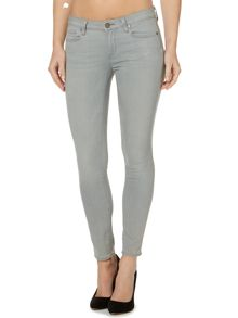 Paige Verdugo ankle skinny jeans in montauk grey
