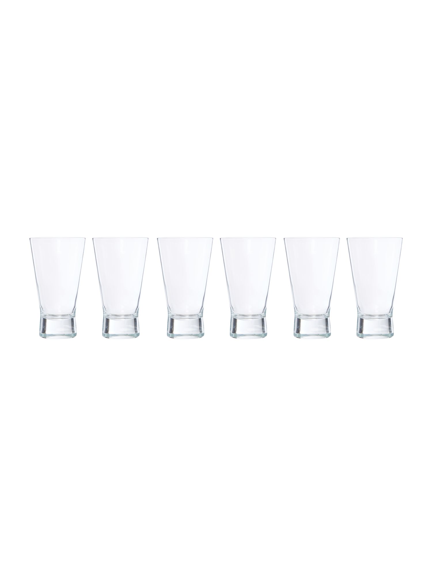 Vertigo Tumbler 400ml set of 6