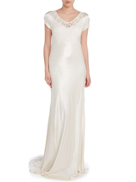 Ghost Stella lace gown