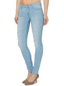 Scarlett skinny jean in light sensual