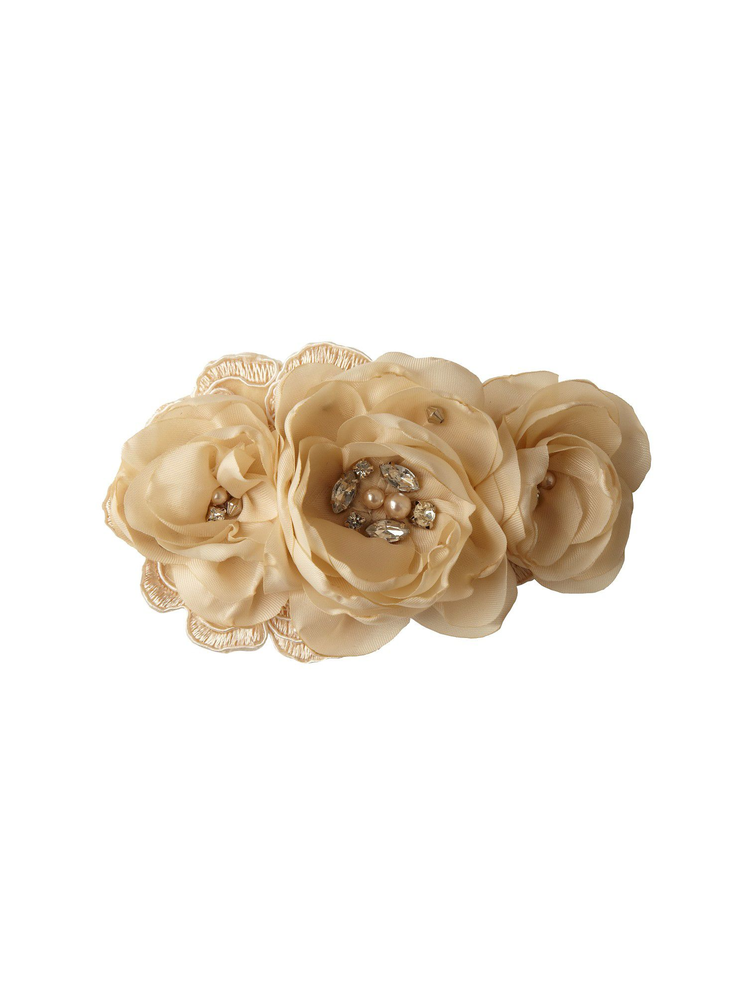 Antique Ivory Hairpiece
