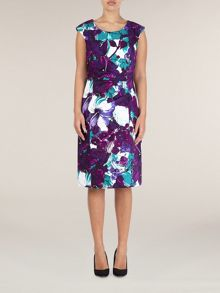 Lily Floral Shift Dress