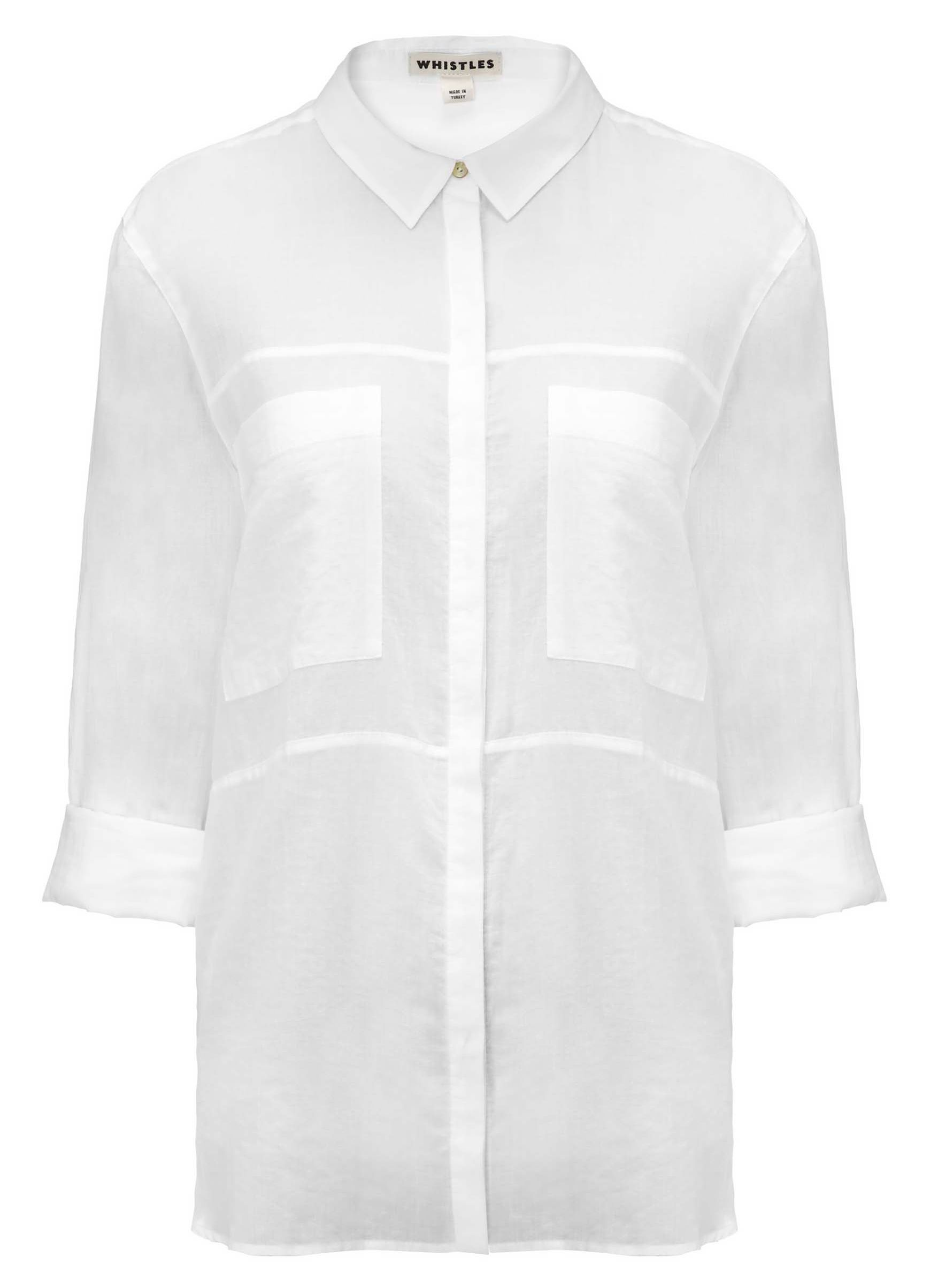 Skye Cotton Shirt