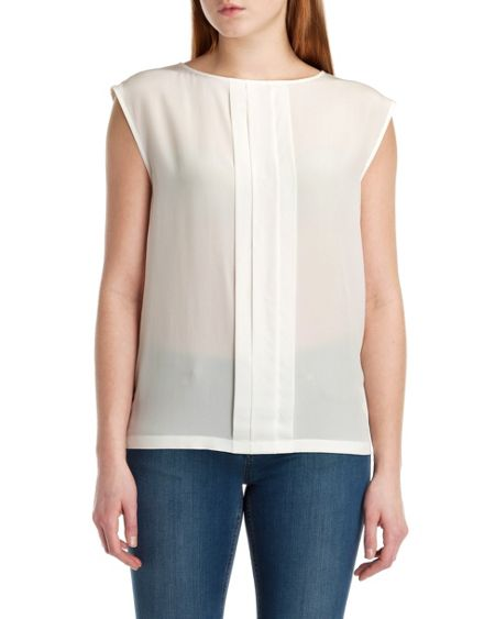 Ted Baker Violla pleated panel top