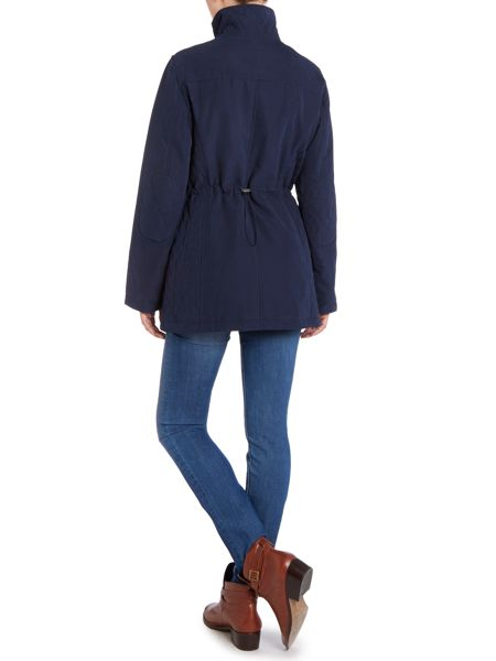 Micro Quilted Jacket
