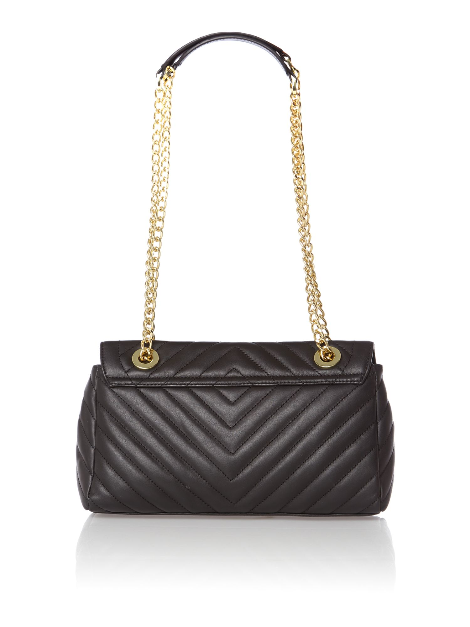 Lexa quilted shoulder handbag