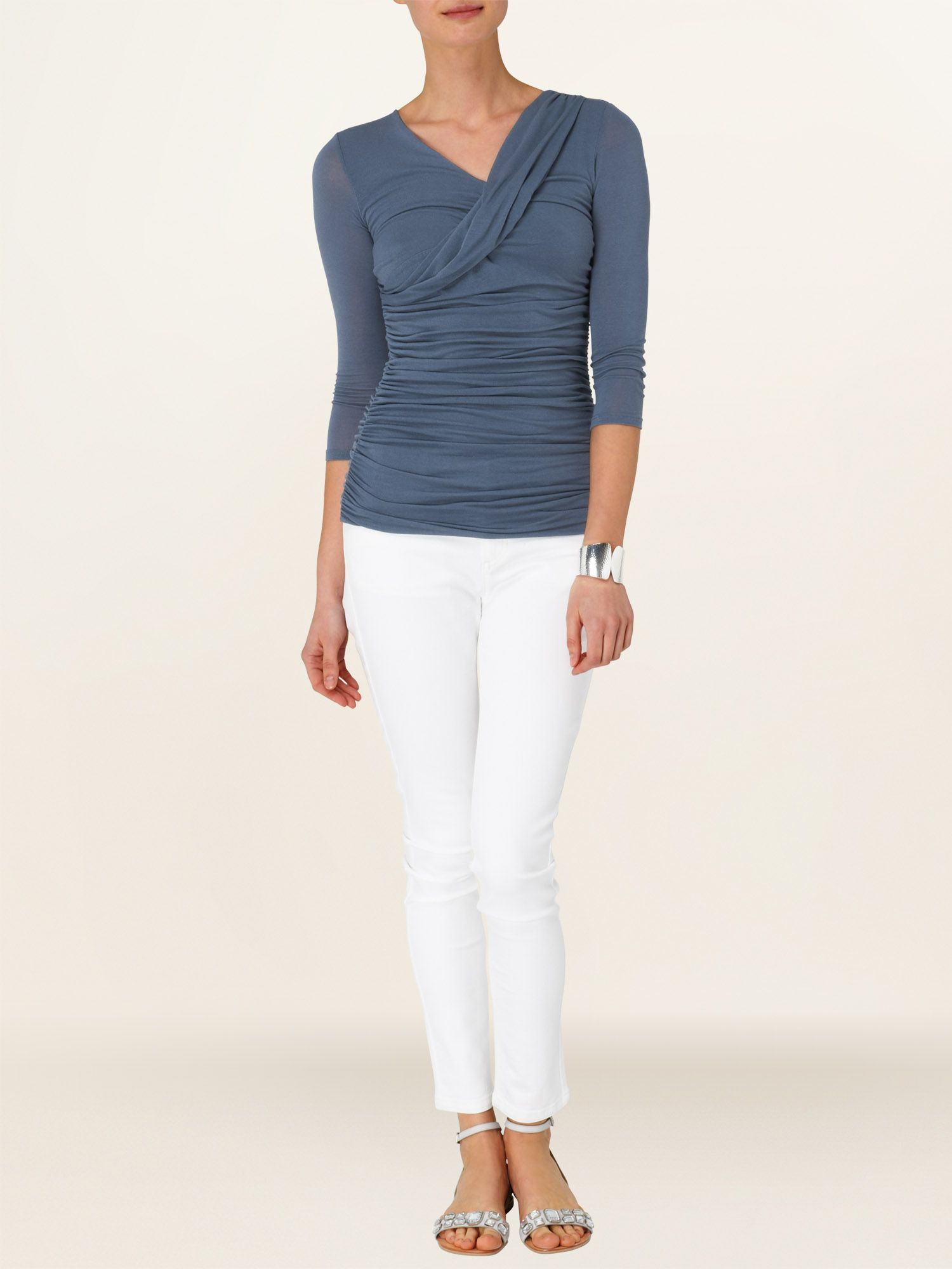 Tillie 3/4 sleeve top
