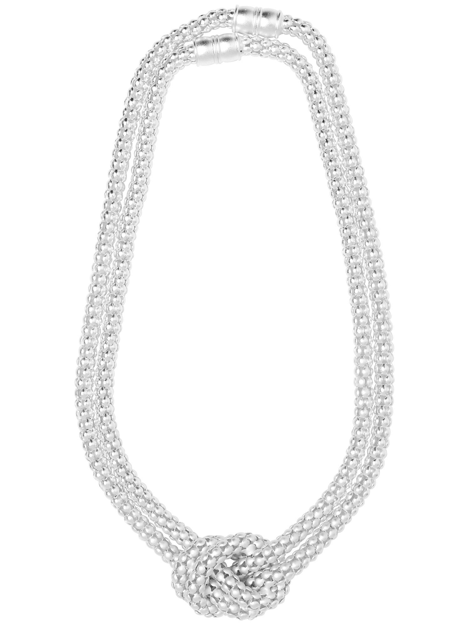 Millie knot necklace