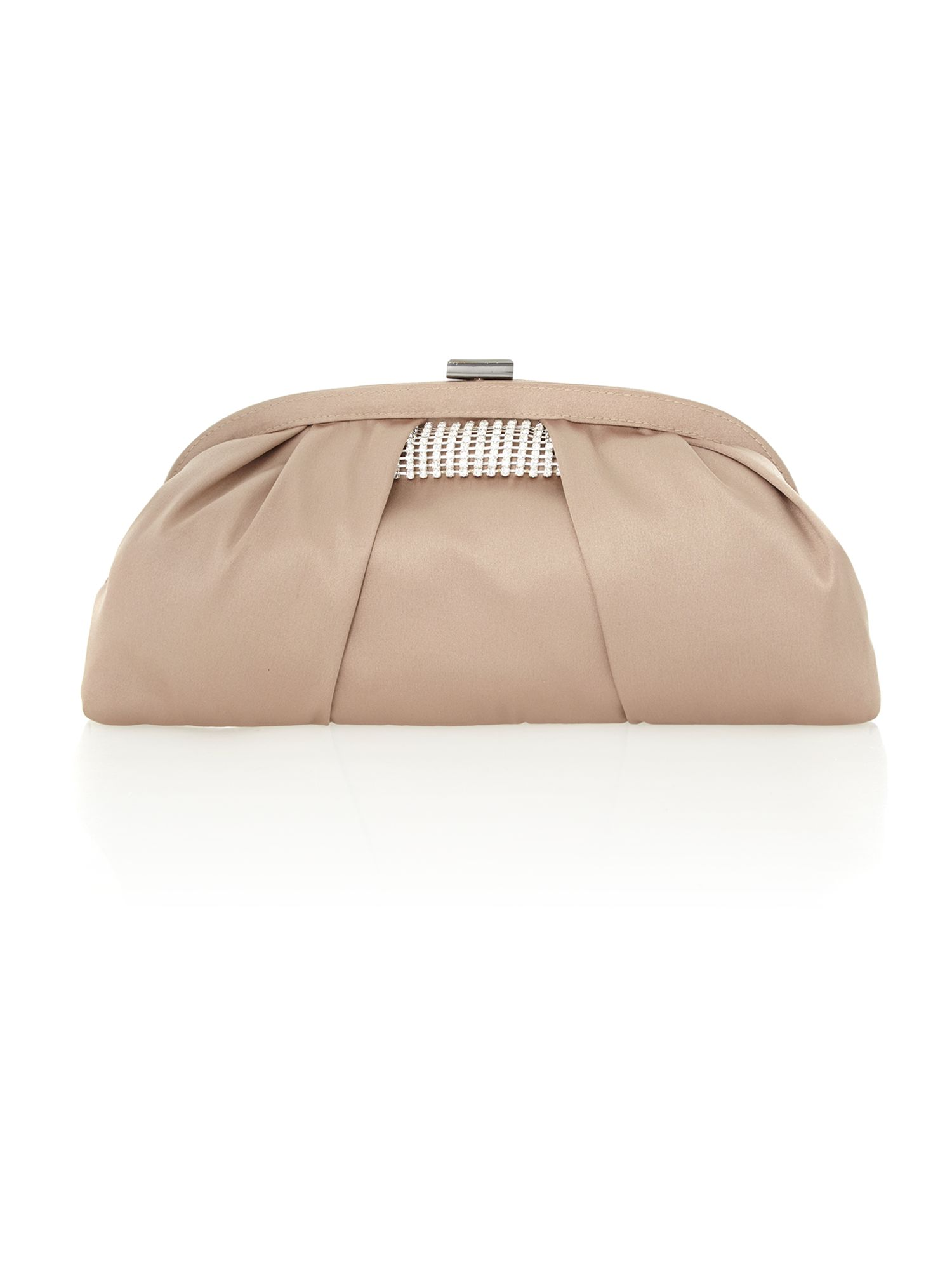 Beau evening clutch bag
