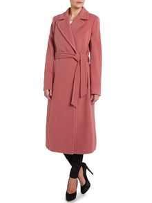 Long Wrap Coat