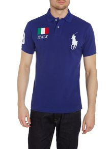 Ralph Lauren Brazil themed polo shirt ITALY