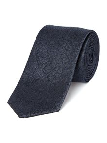 Cloud tonal textured silk tie
