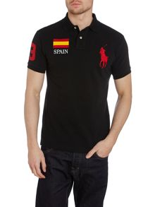 Ralph Lauren Brazil themed polo shirt SPAIN