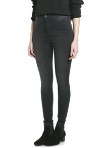 High waist Broadway jeans