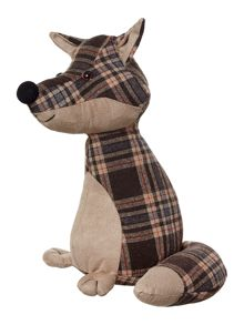 Linea Mr Fox doorstop