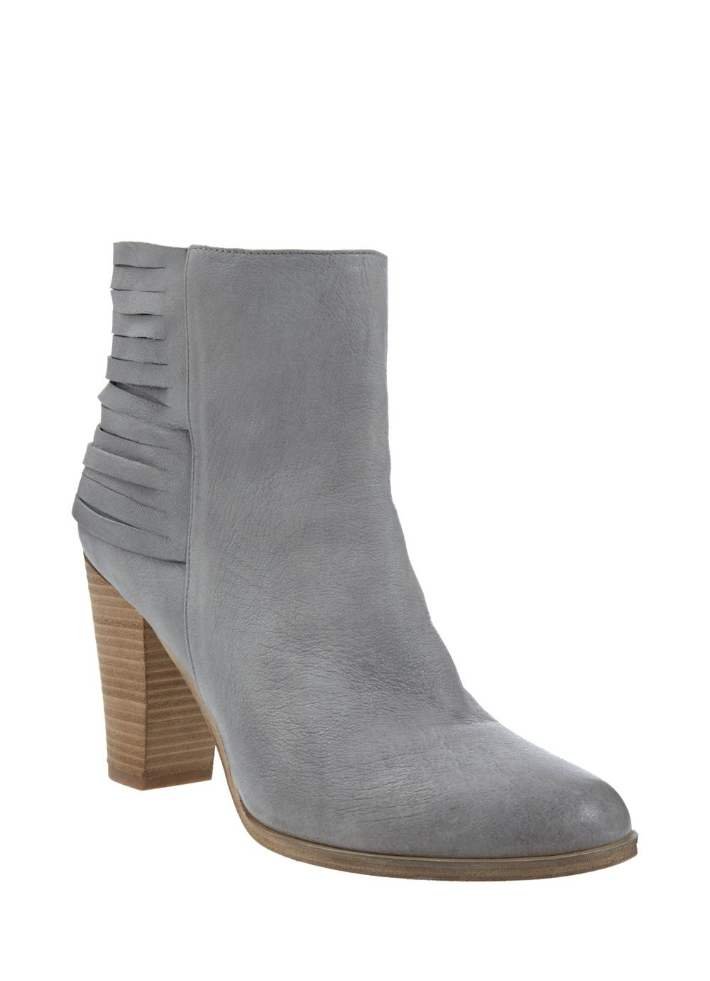 Grey emily mid boot