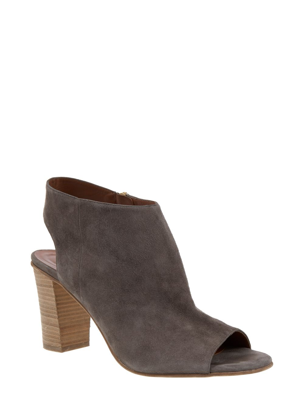 Grey tyla shoe boot