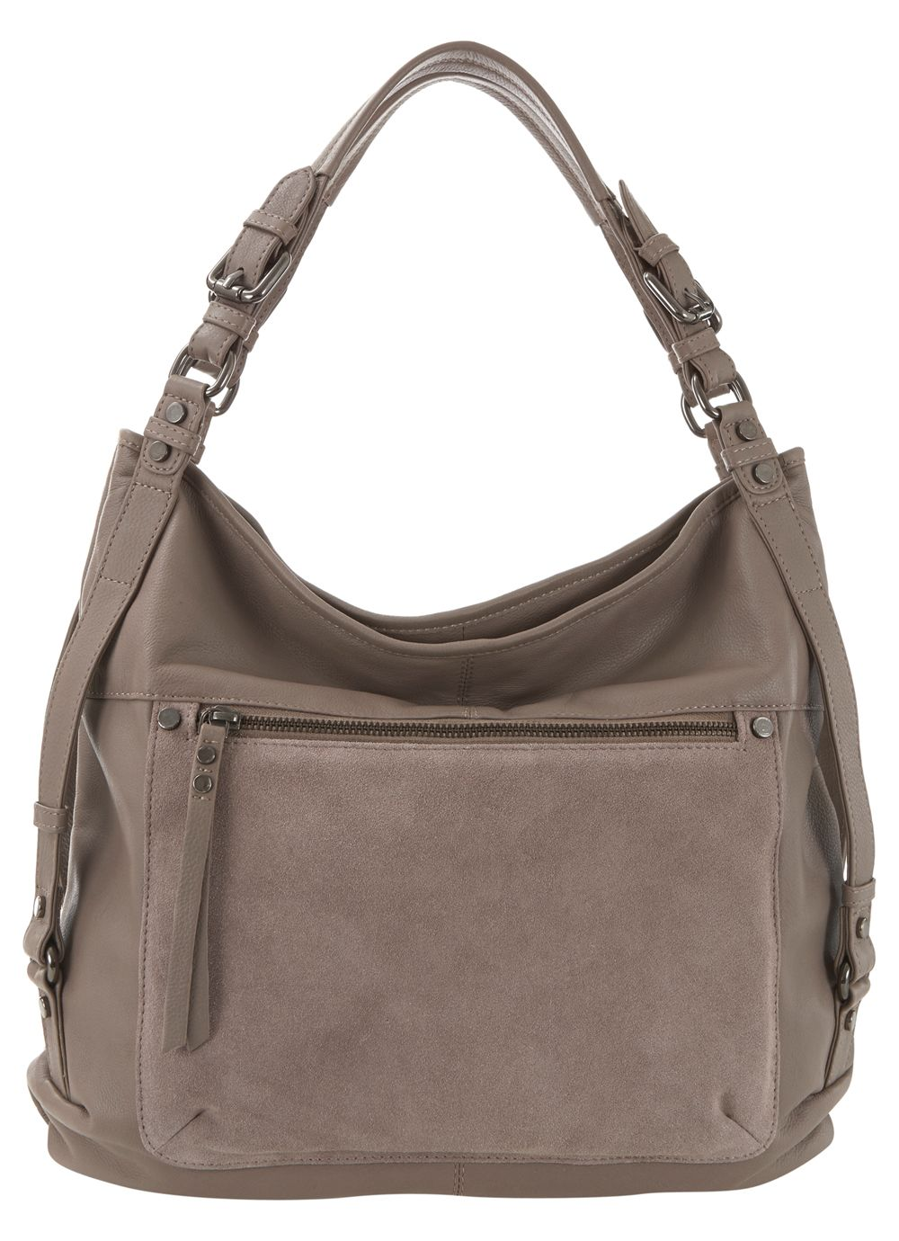 Mink paige hobo bag