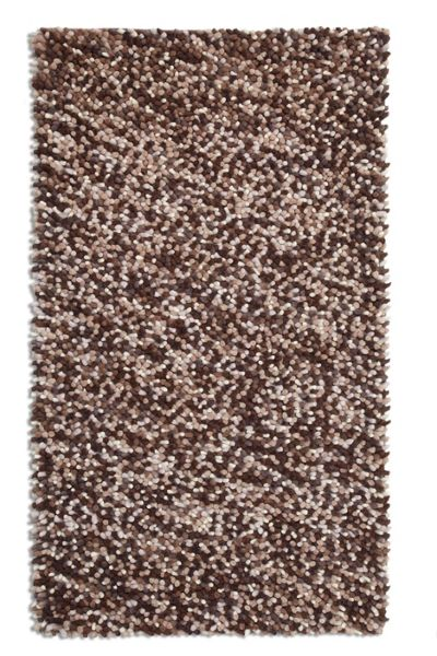 Plantation Rug Co. Beans 100% Wool Rug - 150x230 Brown/Beige