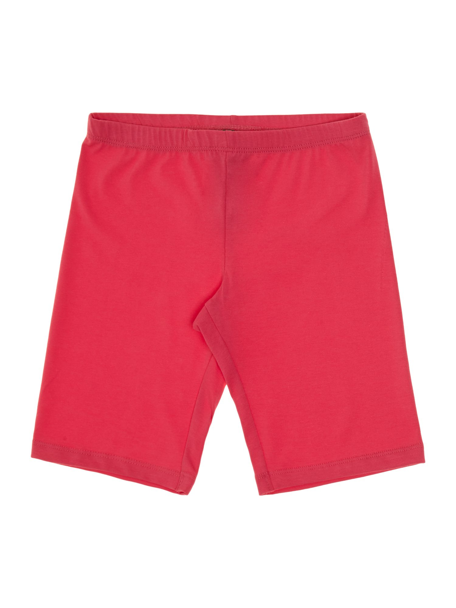Girls fuschia cycling shorts