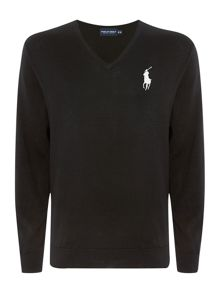 Polo Golf Ryder Cup V Neck Sweat