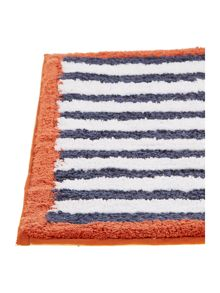 Stripe bathmat
