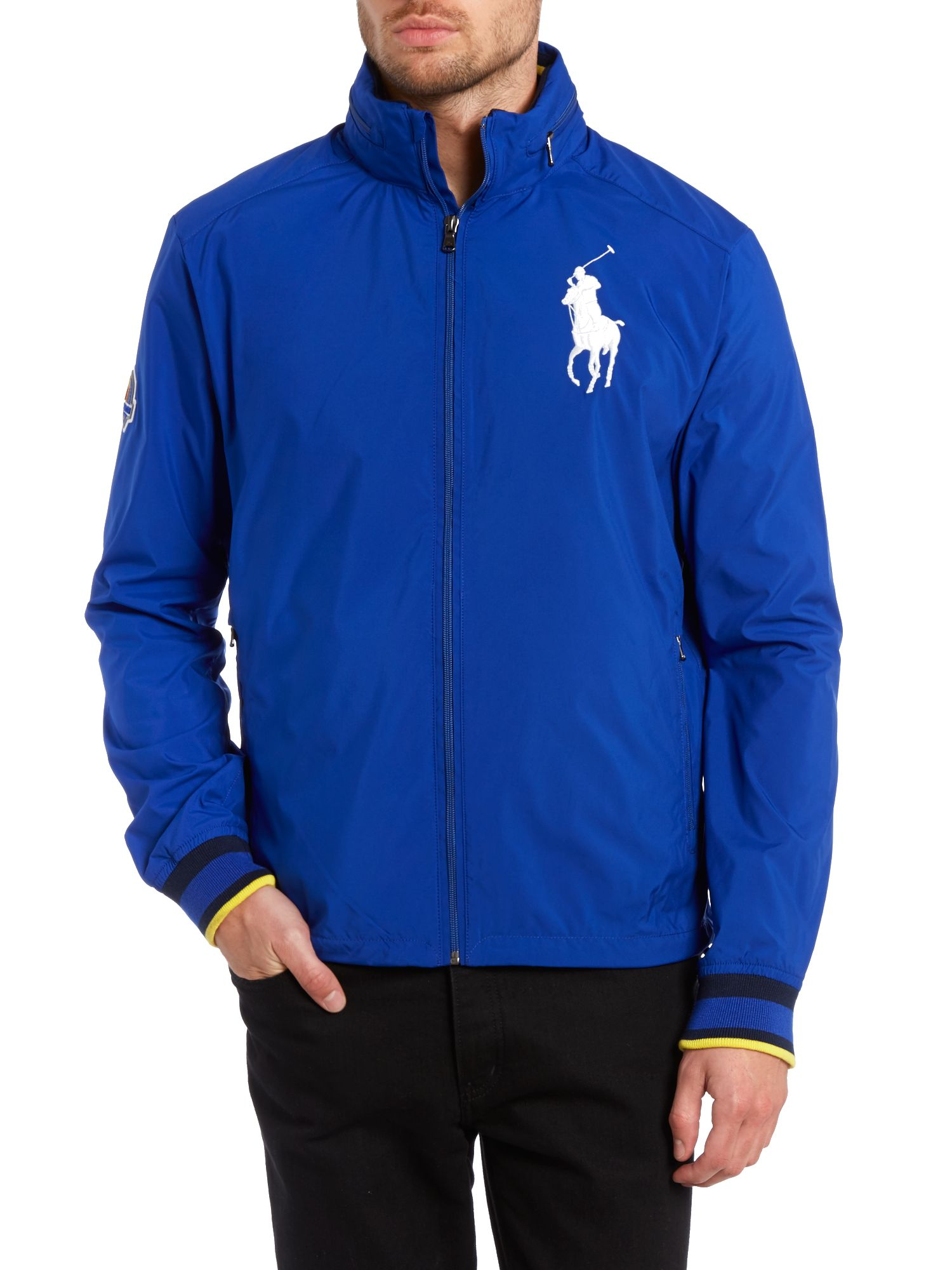 Polo Golf Ryder Cup Hooded Core Breaker