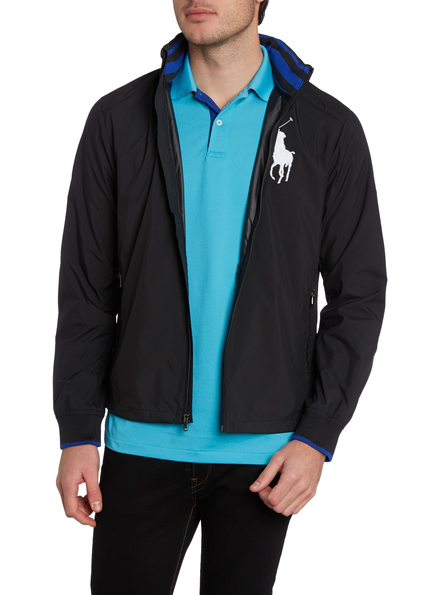 Polo Golf The Open Hooded Core Breaker