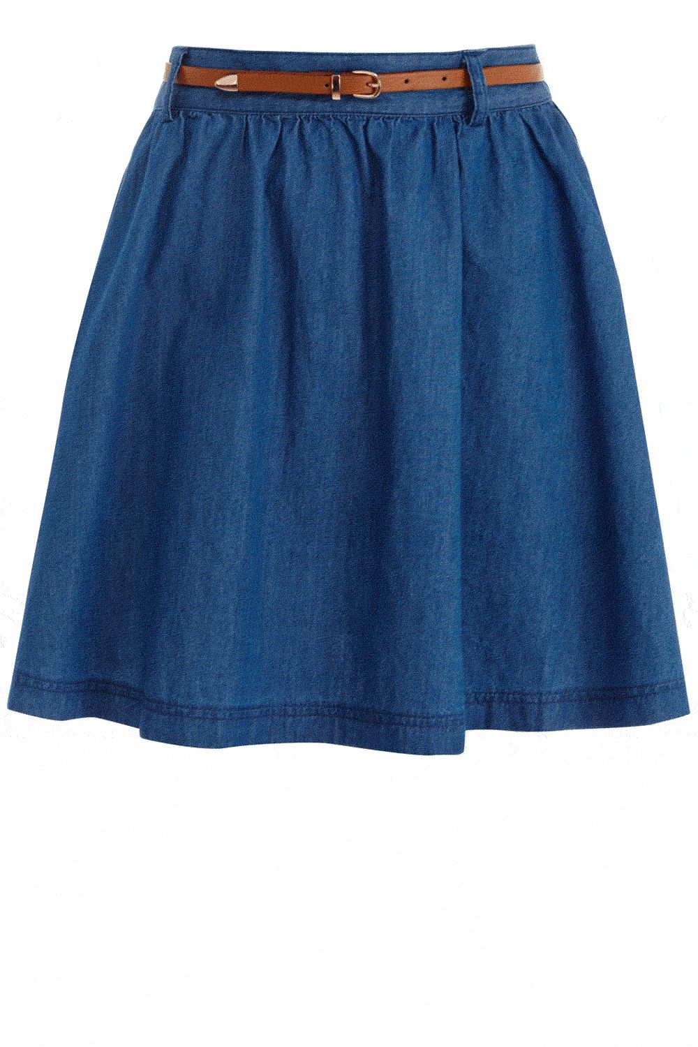 Lillie skater skirt