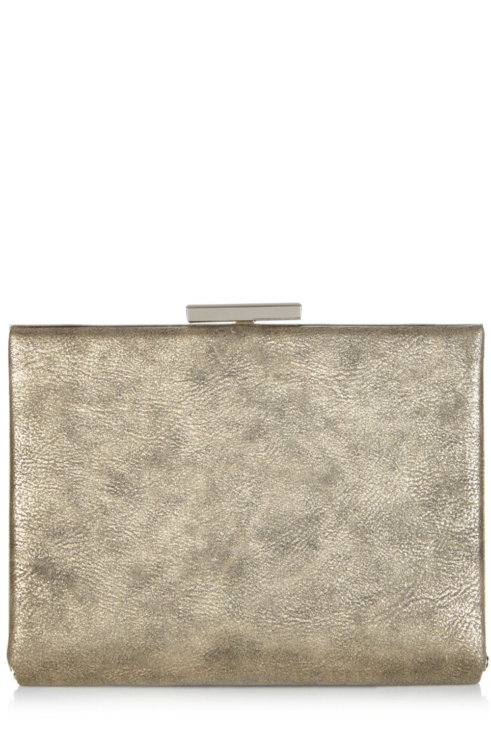 50`s frame clutch bag