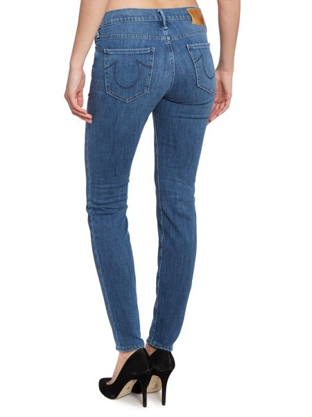 True Religion Abbey skinny jeans