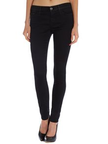 True Religion Abbey skinny jeans in black
