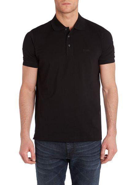 Hugo Boss Short sleeve ferrara logo polo shirt