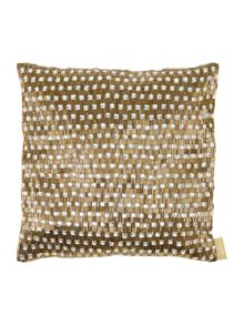 Gold plate cushion