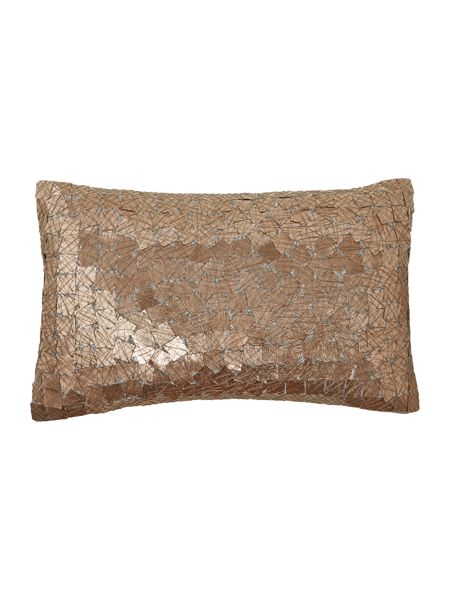 Casa Couture Ethereal cushion gold