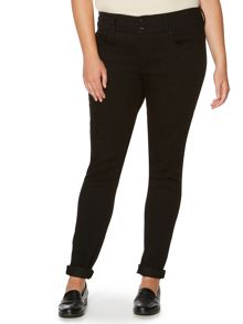 Salsa Plus size Secret Push-In skinny leg jeans