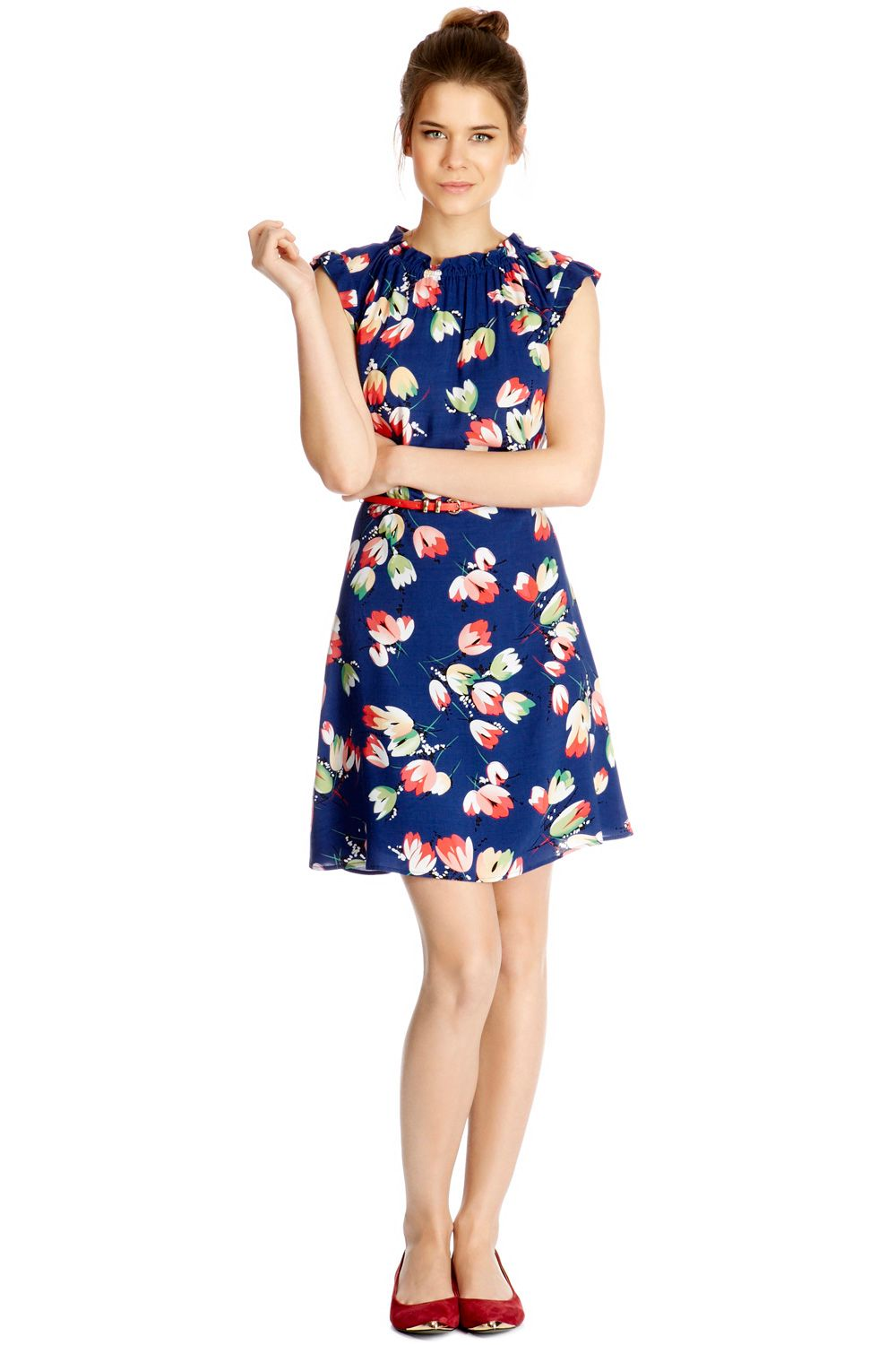 Deco tulip dress