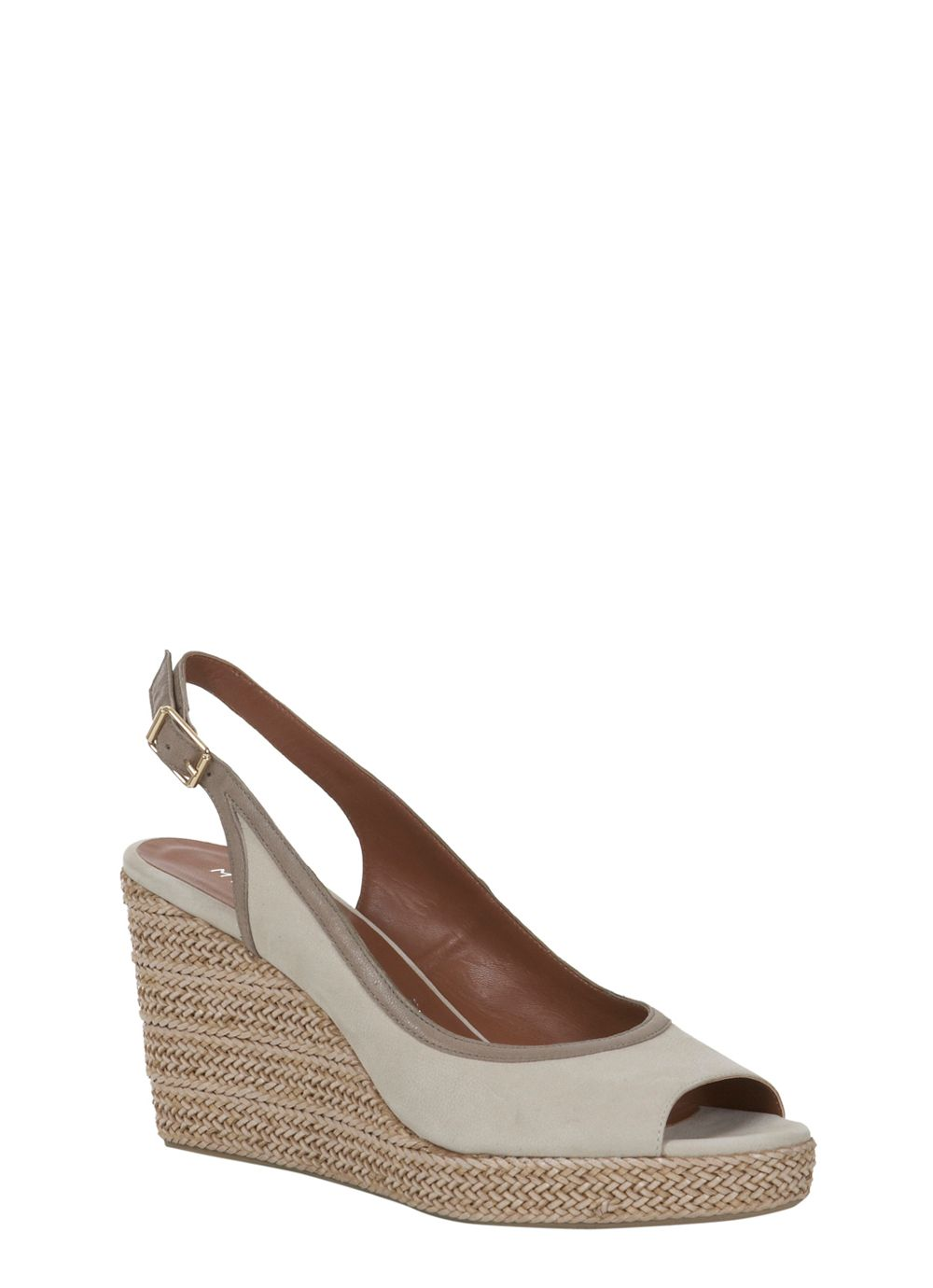 Mia Peep Toe Wedge
